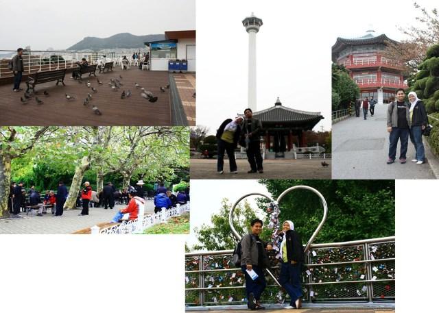 Busan Tower & Yongdusan Park