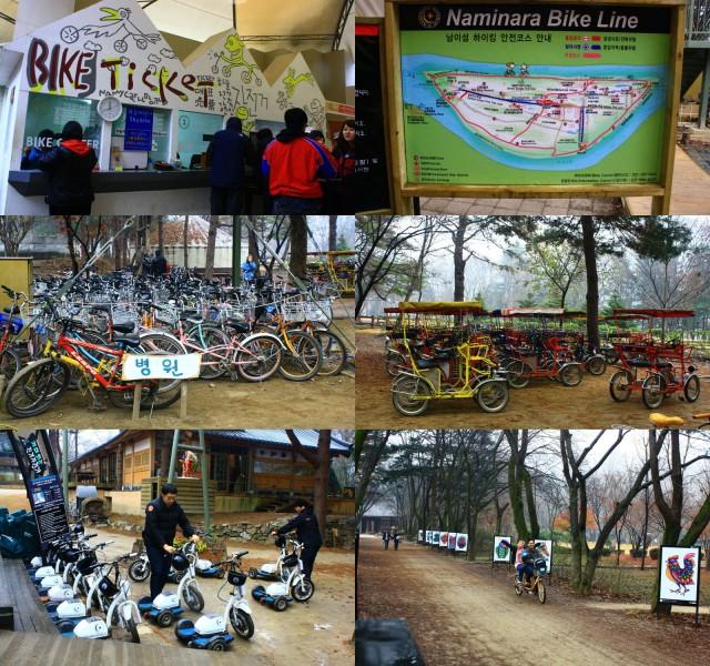 Macam2 Nami Bike's