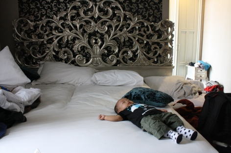 Bed yg sudah digabung
